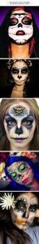 The 15 Best Sugar Skull Makeup Looks For Halloween Halloween by 99 Best Dia De Los Muertos Images On Pinterest Sugar Skulls