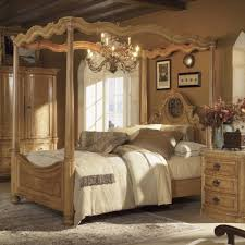 bedroom furniture of america 4 piece country style american oak