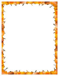 free pumpkin border and frame high quality graphics jpg png pdf