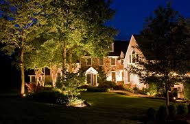 How To Choose Landscape Lighting Buckingham Landscape Lighting Installation Wes Carver Electric