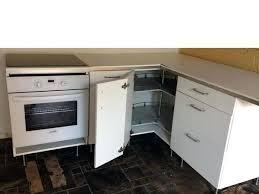 meuble cuisine d angle bas meuble angle cuisine kit tourniquet pour meuble dangle 120cm