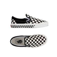 Jual Vans Liberty vans slip on nextor checker s fashion footwear on carousell