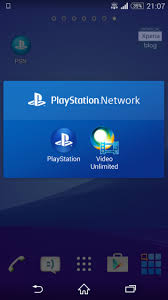 playstation apk playstation network app now available to xperia
