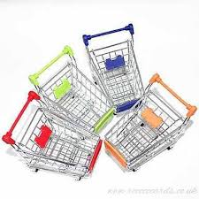 Mini Shopping Cart Desk Organizer Desktop Organizers Popular Brand Tags U0026 Notebooks Office