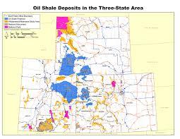 map usa utah shale and tar sands peis maps