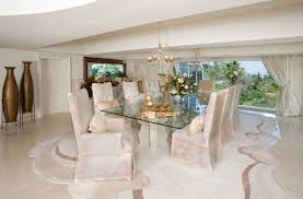 luxury homes designs interior dining room decorating formal table wall buffet small outlet