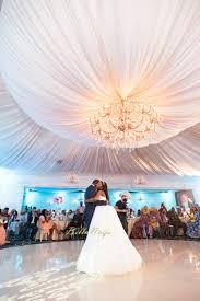 bn wedding decor omo u0026 emmanuel u0027s dreamy pink u0026 gold wedding