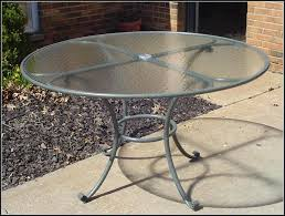 Replacement Tempered Glass Patio Table by New Table Top Lady With The Red Rocker Replacement Glass For C