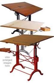 Drafting Table Furniture Antique Adjustable Drafting Table Ideas Antique Adjustable With
