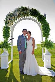 wedding arches ottawa the breathtaking floral wedding arch is made of roses dendrobium