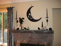 interior joyous halloween interior decorating ideas with real