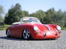 old porsche slammed 356 straight out of movie