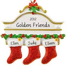three friends ornaments gifts personalized ornaments for you