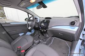 pink jeep interior 2014 chevrolet spark ev interior 005 the truth about cars