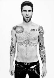 adam levine s tattoos tattoos adam levine tattoos