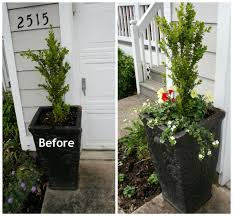 Front Porch Planter Ideas by Ideas For Curb Appeal Today U0027s Creative Life