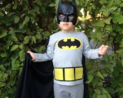 batman costume etsy