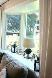 bay window ledge decorating ideas decoration perfection bay window