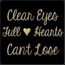 clear hearts can t lose print by saffron avenue