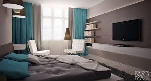 chambre noir et turquoise chambre turquoise et noir idées de décoration capreol us