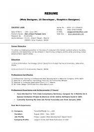 Resume Web Development Resume by Ui Developer Resumeux Designer And Front End Engineer Cv Resume 2