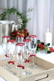 glitter drinks for the festive season a glass of