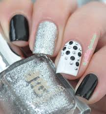 best 20 white and silver nails ideas on pinterest silver nail