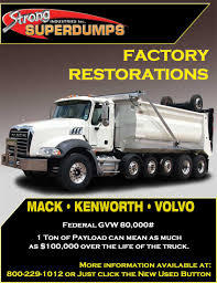 kenworth factory superdump factory restorations