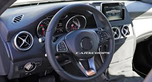 mercedes inside we inside the 2016 mercedes a class facelift
