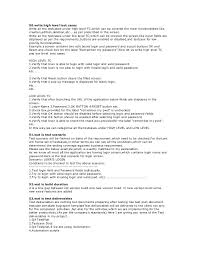 Sample Resume Of Manual Tester by 52892006 Manual Testing Real Time