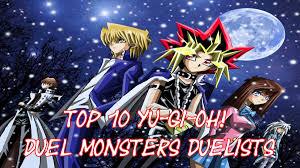 top 10 yu gi oh duel monsters duelists u2013 narik chase