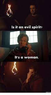 Cheezburger Meme Creator - is it an evil spirit it s a woman spirit meme on me me