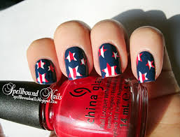 get 4th of july ready with these 52 nail designs 17