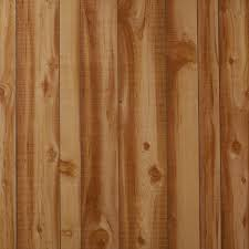 shop georgia pacific 48 in x 8 ft recessed cedar mdf wall panel at