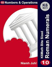 roman numerals worksheets