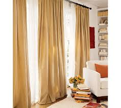 interior nice colors curtain velvet curtain combine for windrow