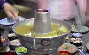 fondue vietnamienne cuisine asiatique fondue chinoise recette bouillon sauce et ingrédients