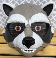 Raccoon Halloween Costumes Guardians Galaxy Rocket Raccoon Halloween Costume Blister