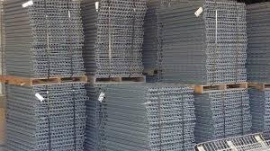 pallet rack u0026 wire decking