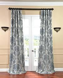 double panel curtains grommet curtain panel double shower curtain