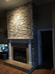 tv above fireplace gas logs and fireplaces on pinterest real stone