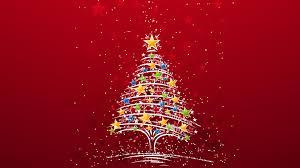 christmas tree cartoon hd wallpaper of christmas hdwallpaper2013 com
