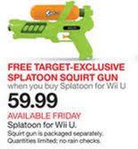 black friday target deals gamespot gaming deals free splatoon water gun 300 xbox one assassin u0027s