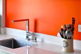 peinture orange cuisine peinture cuisine orange frais quelle peinture pour ma cuisine le