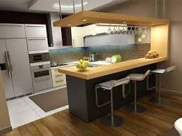 Small Kitchen Designs 2013 Modern Small Kitchen With Bar Design New Kitchen Design In 2013