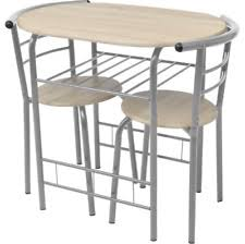 small table and chairs space saving oval table chair sets ebay