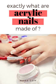 the 25 best what are acrylic nails ideas on pinterest nails