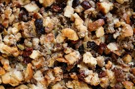 sausage stuffing recipes for thanksgiving the bitten word thanksgiving 2010 rustic bread stuffing with