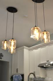 Farmhouse Kitchen Lighting Fixtures by Modern Farmhouse Kitchen Reveal Kristen Hewitt