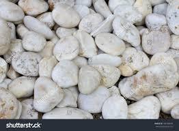 White Rocks For Garden background closeup small polished white rock stock photo 102189649